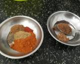 Poricha Appalam Vatha Kuzhambu | Tamarind Curry with Fried Papadam recipe step 3 photo