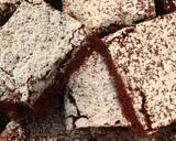 Red Velvet Mocha Brownies recipe step 5 photo