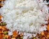 Ryż z kurczakiem, marchewką i groszkiem krok przepisu 7 zdjęcie