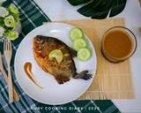PECAK BAWAL BUMBU KACANG ala Mbak Minarsih langkah memasak 5 foto