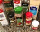 Mediterranean spice rubbed grilled ribeye recipe step 1 photo