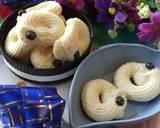 Kue kering sagu santan keju langkah memasak 2 foto