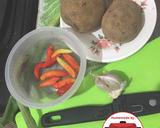 Perkedel kentang telor#homemadebylita langkah memasak 1 foto