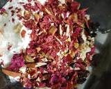 Gulkandi Gujhiya recipe step 2 photo
