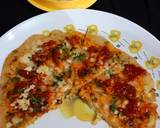 Quick Tiffin Pizza Pancake recipe step 4 photo