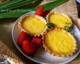 Pie Susu Keju #pr_jajanandaerah langkah memasak 10 foto