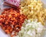 Chicken Curry Puff #selasabisa langkah memasak 1 foto