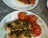 Baked Chicken pesto recipe step 5 photo