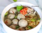 Bakso Sapi Kuah Simple #FestivalResepAsia #Indonesia langkah memasak 2 foto
