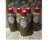 Diet Juice Watermelon Banana Kabocha Grape Kale langkah memasak 2 foto