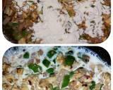Chicken cheese dinner rolls recipe step 3 photo