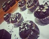 Choco Cup Cake langkah memasak 8 foto