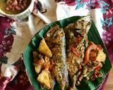Ikan Gembung Masak Tauco Pedas langkah memasak 1 foto