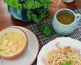 Spaghetti Tuna Pedas langkah memasak 3 foto