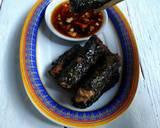 Bo La Lot langkah memasak 6 foto