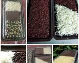 Brownies kukus utk jualan 30rb/mika langkah memasak 10 foto