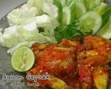 Ayam geprek SIMPEL langkah memasak 3 foto