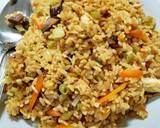 Nasi Praktis Rice cookerdengan Ayam Goreng Crispy langkah memasak 6 foto