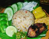 #Nasi tutug oncom ala riana langkah memasak 4 foto