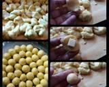 Honeycomb bread langkah memasak 5 foto