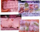 Sushi Ice Cube langkah memasak 2 foto