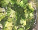 Beef brokoli saus tiram langkah memasak 2 foto