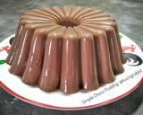 Simple Choco Pudding langkah memasak 5 foto