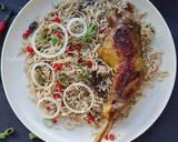 Nasi Kebuli Ayam langkah memasak 5 foto