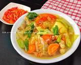 Sup Ayam Kuning langkah memasak 4 foto