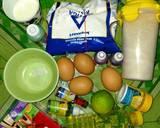 Topo Map Chiffon Cake Tanpa Oven langkah memasak 1 foto