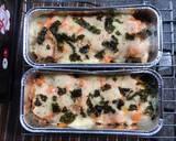 Salmon Kani Mentai langkah memasak 7 foto