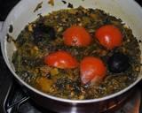 Azerbaijani Ghormeh sabzi or herb stew recipe step 10 photo