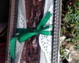 Shiny Brownies ala Bunda Murni plus tips shiny crust langkah memasak 6 foto