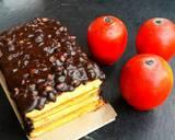 Beng Beng Cake langkah memasak 10 foto