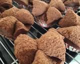 Brownies Kukus Mekar Ny. Liem (anti gagal! ) langkah memasak 10 foto