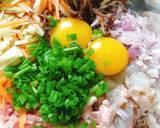 Chả giò tôm thịt cuộn rong biển bước làm 1 hình