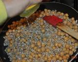 Chickpea and wheat Salad recipe step 4 photo