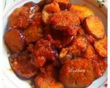 Balado Terong Ungu #pr_recookmasakanawalanT langkah memasak 4 foto