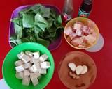 Tumis Dori Pokcoy langkah memasak 1 foto