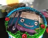 Base cake kukus empuk bgt langkah memasak 13 foto