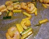 Langostine and prawn spaghetti recipe step 1 photo