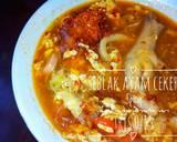 Seblak Ayam Ceker Kuah Spicy langkah memasak 7 foto