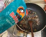 Bihun jamur kuping langkah memasak 3 foto