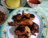 Ayam Bakar Teflon langkah memasak 10 foto
