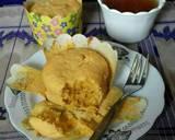 Muffin pepaya #kamismanis langkah memasak 5 foto