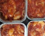 Macaroni Schotel Kukus langkah memasak 10 foto