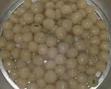 Cilok bumbu kacang (isi lemak daging sapi) langkah memasak 5 foto