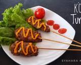 KoFte Turkish aka Beef Kofta langkah memasak 7 foto