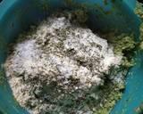 Split Green Gram -Corn Cutlet रेसिपी चरण 3 फोटो