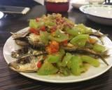 Ikan cuwe sambal matah langkah memasak 4 foto